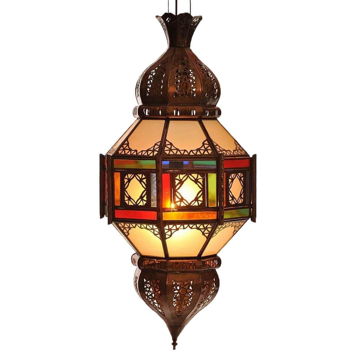 orientalische marokkanische deckenlampe deckenleuchte laterne tem