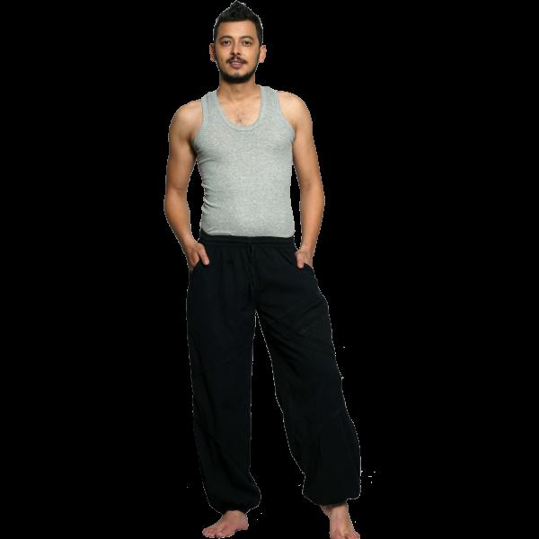 """Freizeithose """"Triangle"""" - Schlupfhose für Yoga & Fitness Herren"""