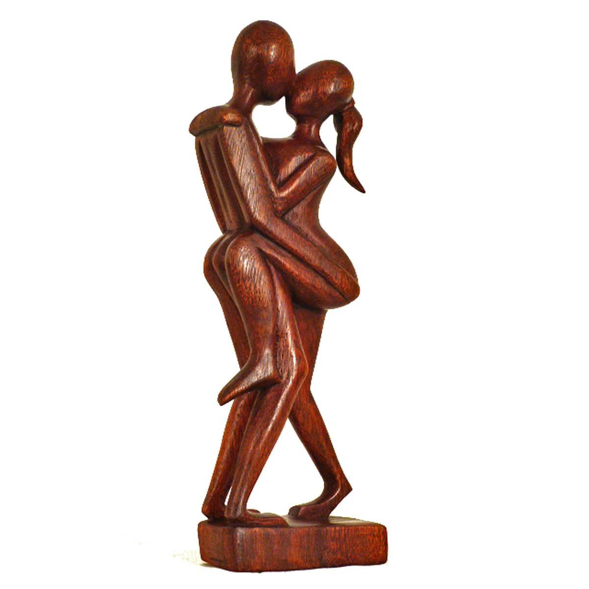 holz figur skulptur abstrakt holzfigur afrika asien handarbeit, Wohnzimmer dekoo