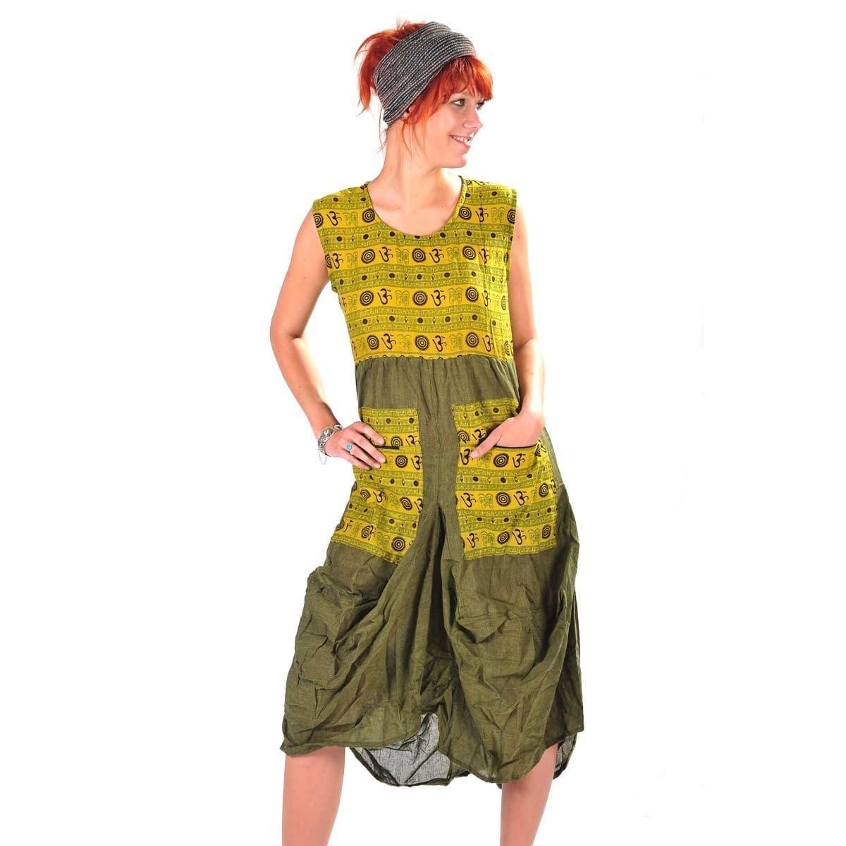 kleid trägerkleid maxikleid abendkleid sommerkleid strandkleid kleider  Ärmellos ethno goa nepal