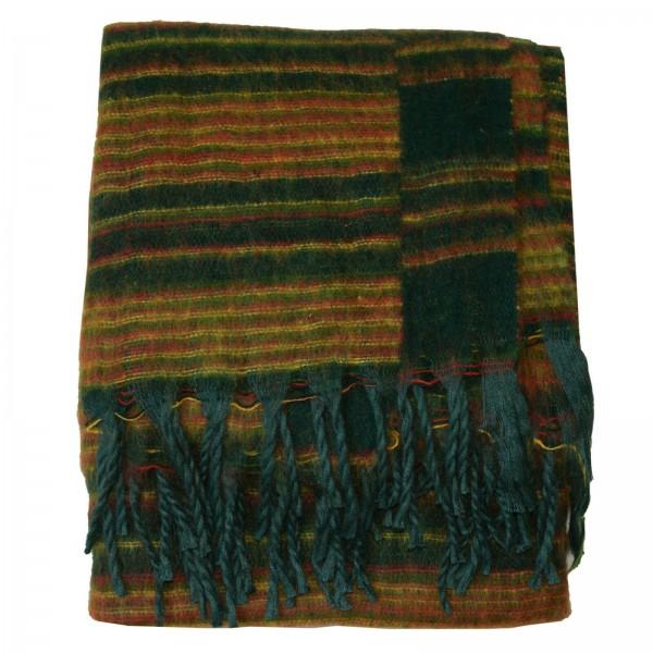 Yak Schal Simandra Yakwolle Schultertuch Stola Kuscheldecke 205x88 cm