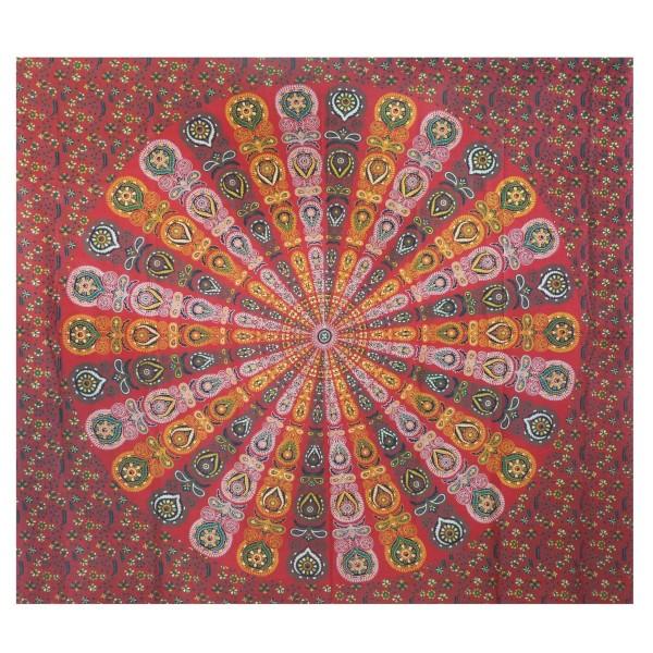 Wandtuch Symbol 210x240cm - indischer Wandbehang