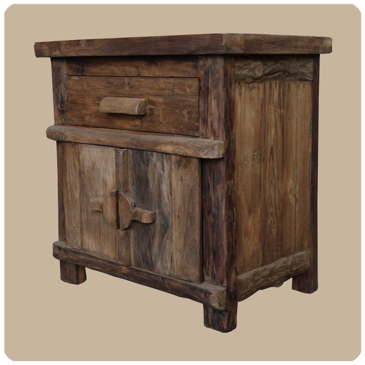Kommode Vintage Holz 2021