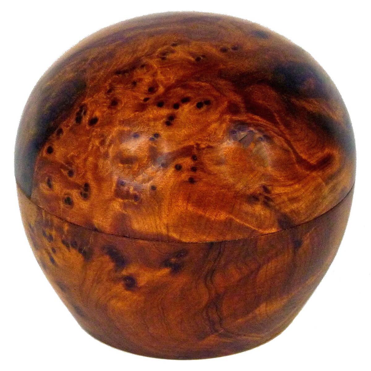 Thuja Holz Verwendung thuja holz schatulle dose schmuckdose holzschachtel