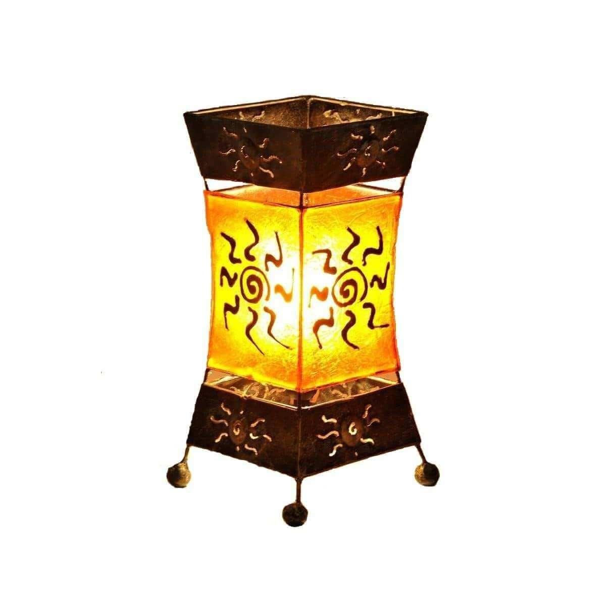 deko leuchte stimmungsleuchte stehleuchte tischleuchte tischlampe bali xenia ebay. Black Bedroom Furniture Sets. Home Design Ideas