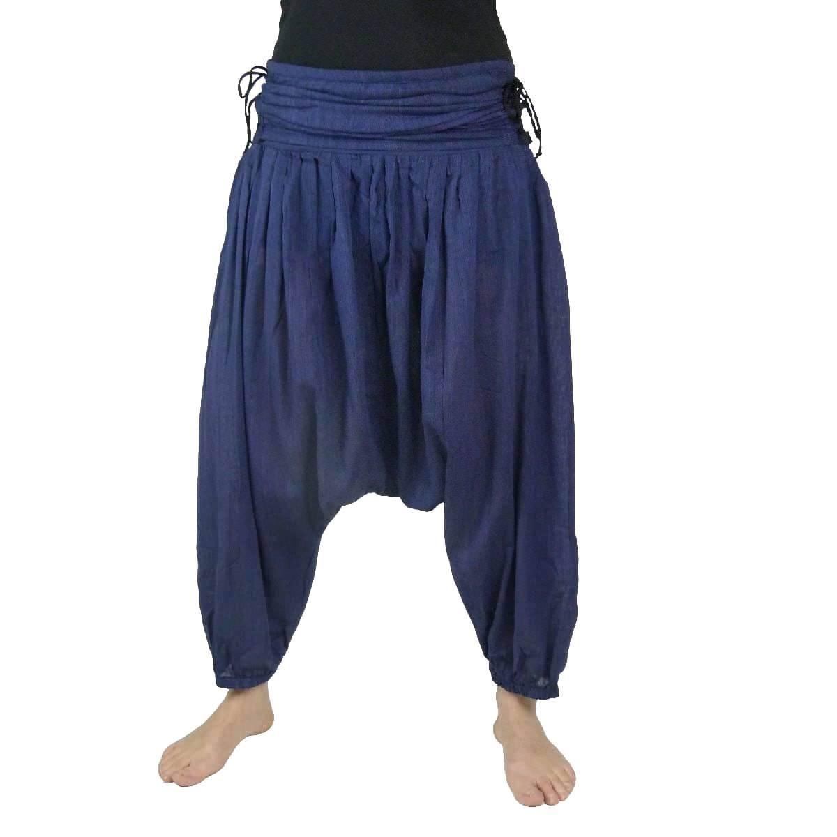 Goa Aladino Sarouel Yoga A Palloncino Harem Pantaloni qxUZw1XOq