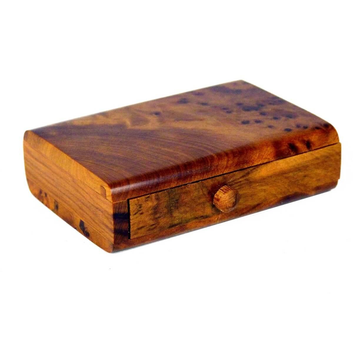 bois thuya jouet serpent bo te nouveaut s bei ende magiques caisse ensorceler ebay. Black Bedroom Furniture Sets. Home Design Ideas