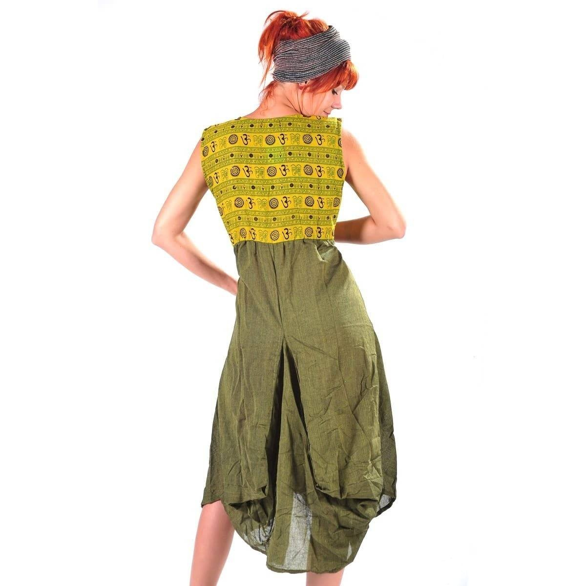 strap dress long maxi evening dress summer clothes sleeveless ethno goa nepal ebay. Black Bedroom Furniture Sets. Home Design Ideas