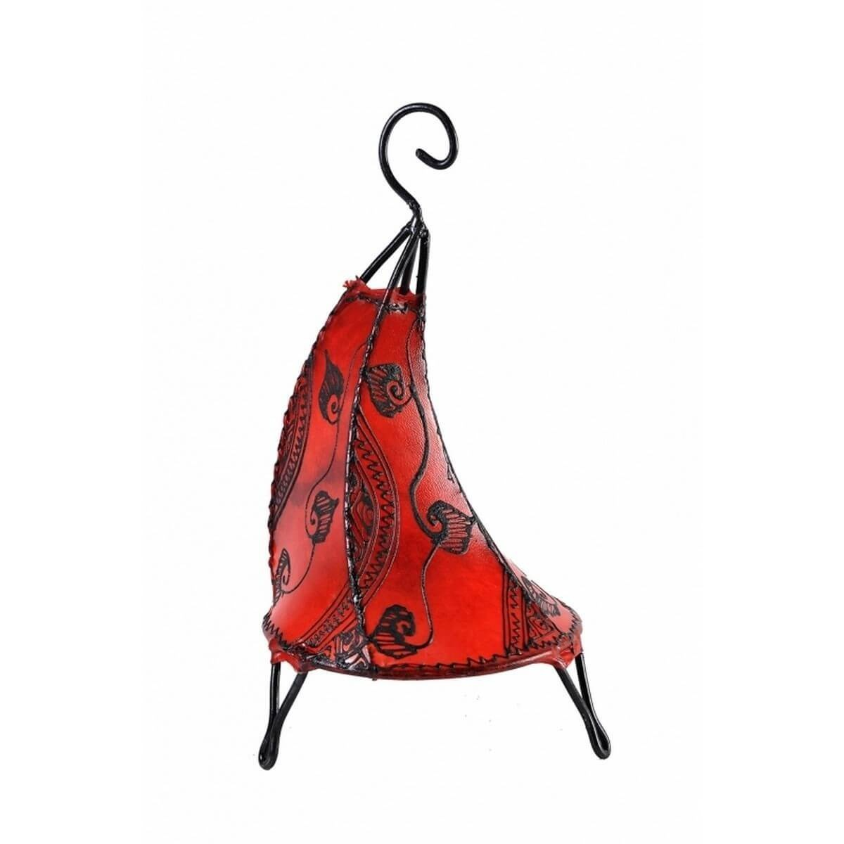 orientalische marokkanische stehlampe leder lampe hennalampe lederleuchte tisirr ebay. Black Bedroom Furniture Sets. Home Design Ideas