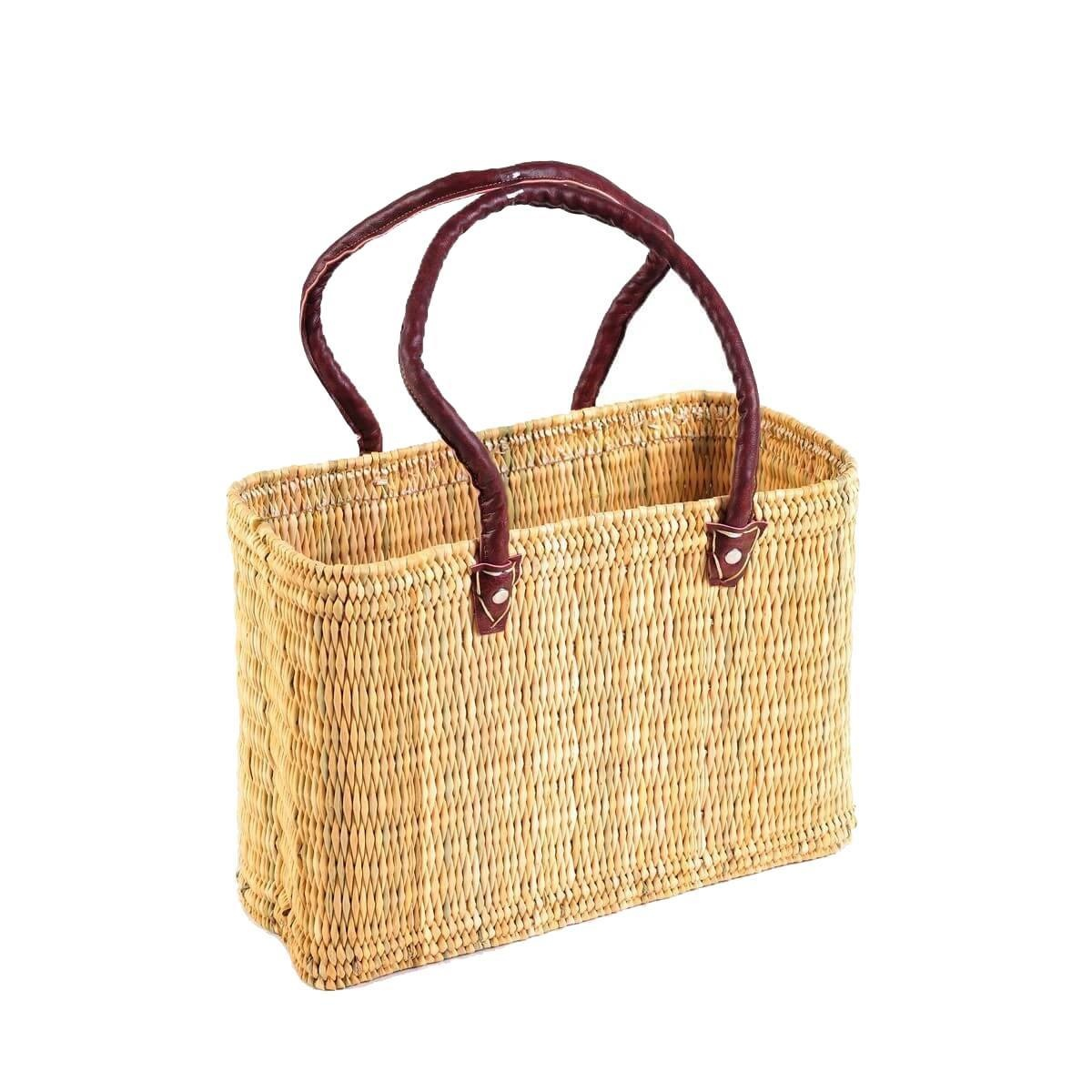 sea grass case basket shopping bag shopping basket wicker basket basket big l ebay. Black Bedroom Furniture Sets. Home Design Ideas